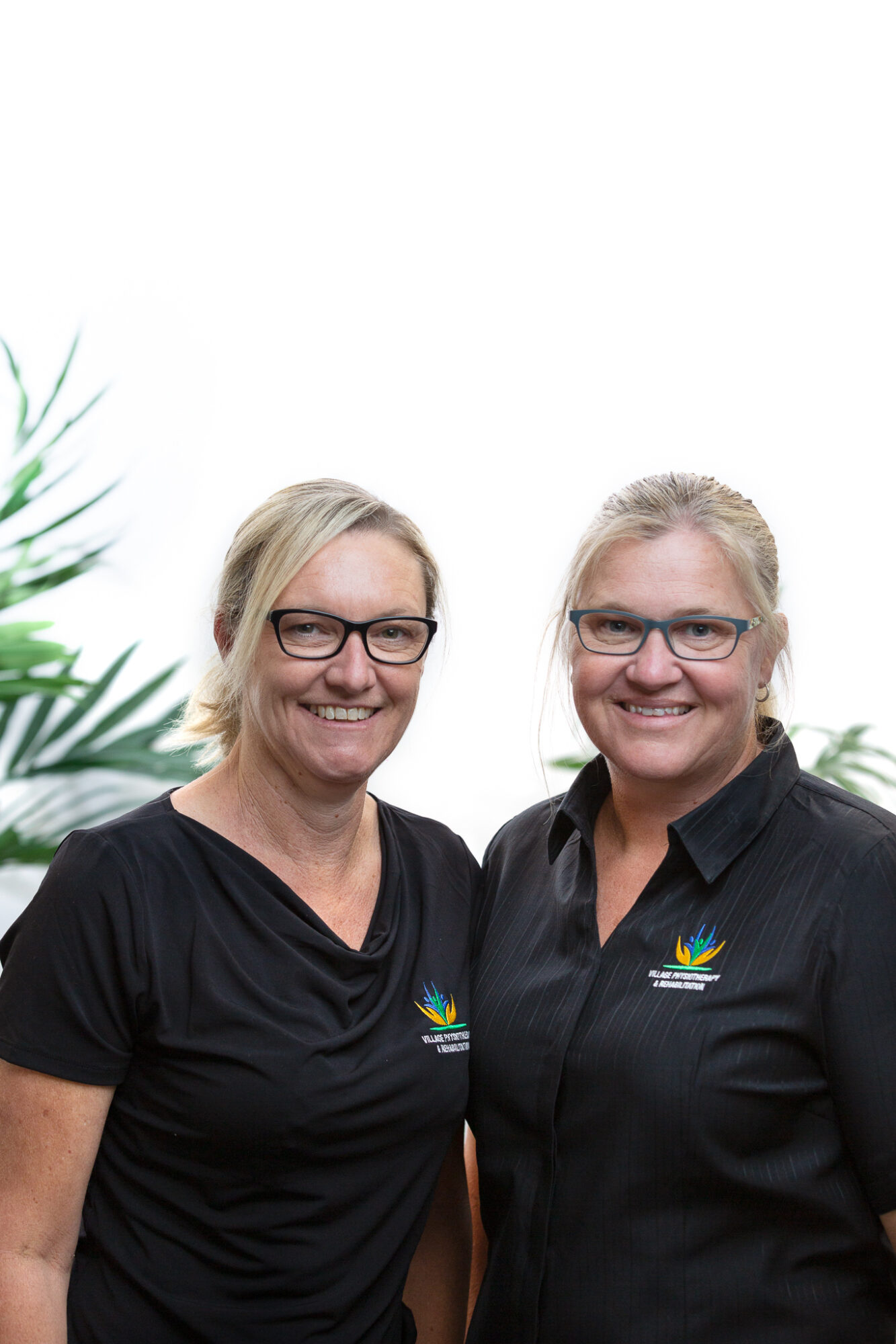 Nicole and Tracy from Village Physiotherapy Shellharbour